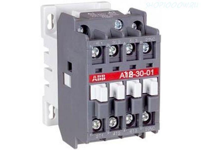 Контактор ABB А12-30-10 (12А