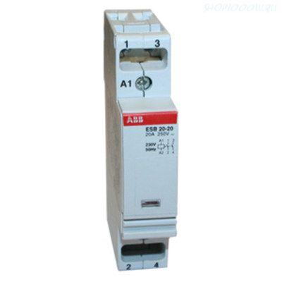 Модульный контактор ESB-20-20