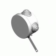Распаячная коробка D65 гл.45 открытой установки IP55 (Арт. IMT35093)