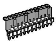 Клеммный блок Legrand Hypo 12х16мм2 (Арт. 34266)