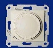 Светорегулятор индуктивный 60-325 Вт поворотный Sedna (бежевый)