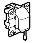 Выкл. со шнурком Legrand Celiane кнопочный (арт.67038)