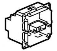 Розетка аудио-видео Legrand Celiane HDMI (арт.67317)
