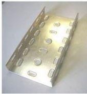 Лоток простой перфорированный размер 200х50 толщина листа 0,70 (мм)